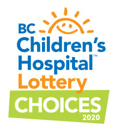 2020 BC Children's Hospital Choices Lottery